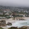 Atlantic Coast suburbs of Capetown.