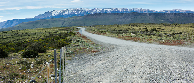 After arriving in Puerto Natales, we hired a driver to take us to Parque Nacional Torres del Paine.