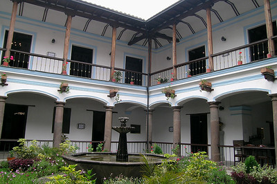 Quito - Museo Casa de Sucre