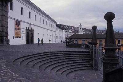 Quito - San Francisco Monastery