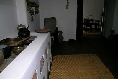 Quito - Casa de Sucre Kitchen