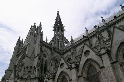 Quito - Neo-Gothic Architecture