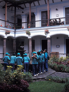 Quito - Upstairs, Downstairs