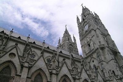 Quito - Majestic Church