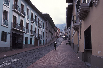 Quito - Street View