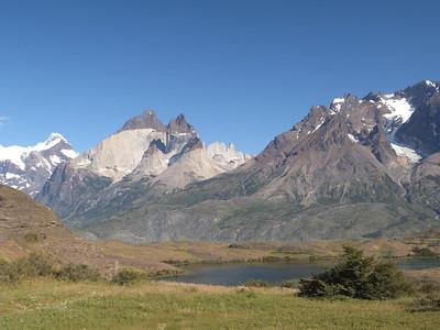 Cara Sur Macizo del Paine