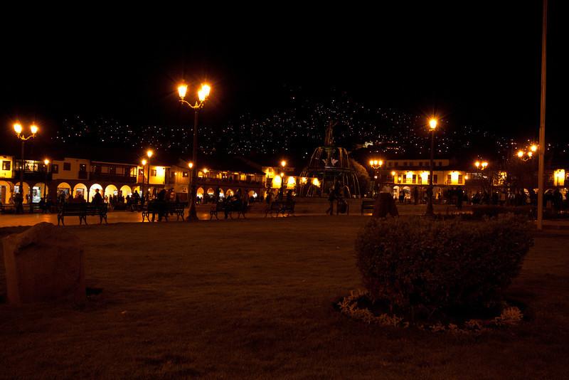 Plaza de Armas (in Cusco)