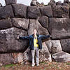 Sacsayhuamán - Look at the size of those stones!