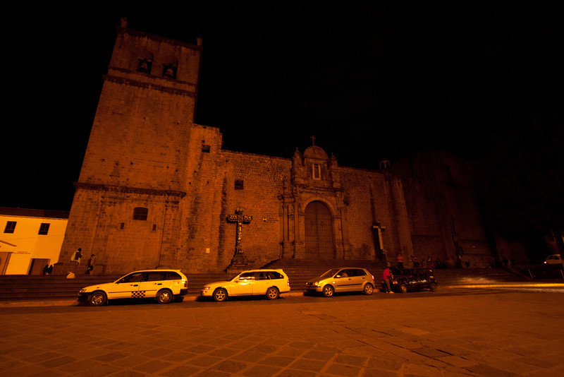 Catedral at Plaza de Armas