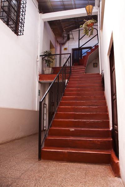 Inside Hostel Pariwana