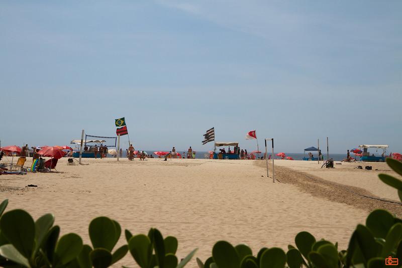 A street view of the famous Copacabana beach in Rio de Janeiro.<br /> IMG_0294