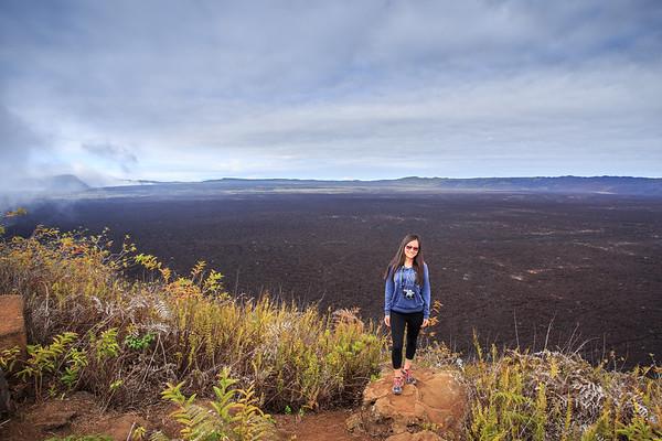 Sierra Niegra Volcano