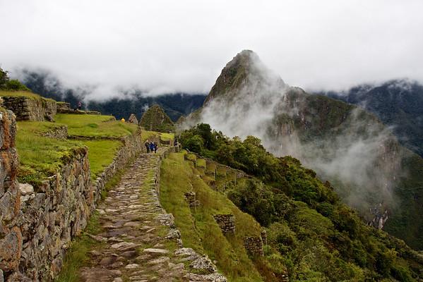 Incan Trail Peru, December 2012