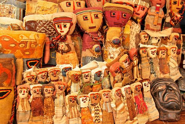 Pisac Market Pisac, Peru December 2012