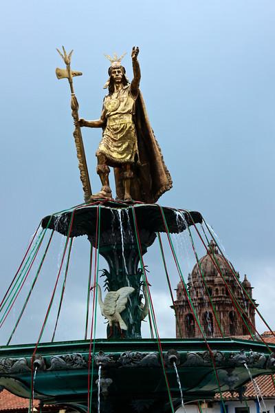 Cuzco, December 2012