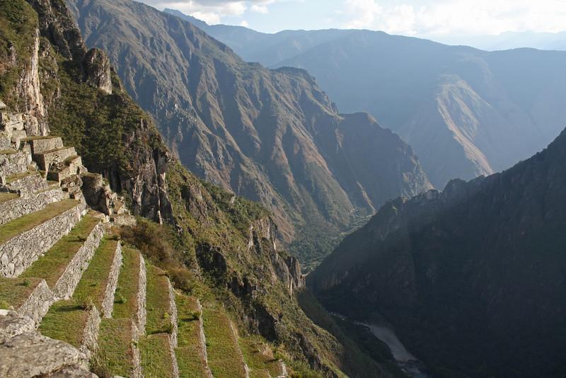 Urubamba River, Machu Picchu afternoon #2