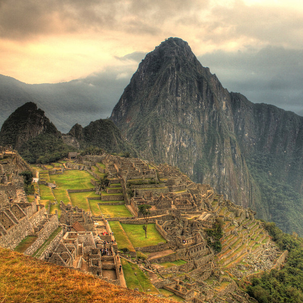 A Machu Picchu morning #2
