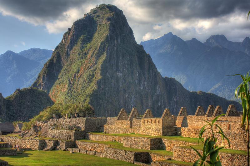 A Machu Picchu afternoon #1