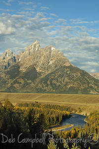Snake River Overlook Grand Teton National Park