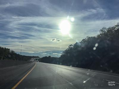 On towards Louisville