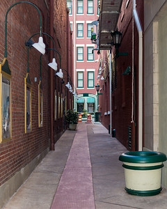 Alley off Main Street