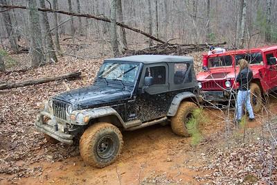 SouthEast Hummer Club - somewhar in South Carolinia