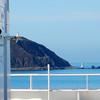 Lighthouses as we left Wellington