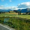 Scenery along the road as we neared Wanaka