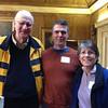 Joe Fitzsimmons, Stuart Leggatt, Sheila Pressman.