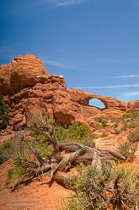 Skyline Arch, Arches National Park