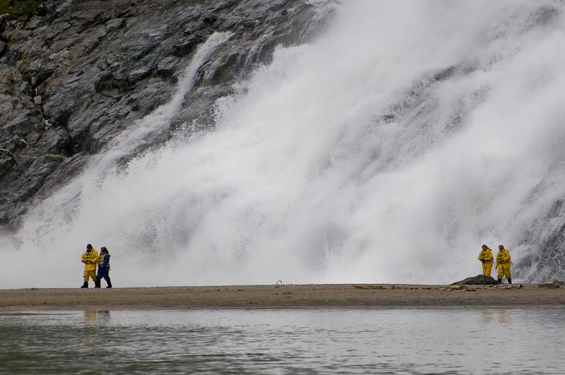 Nuggett Falls