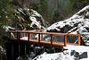 East Glacier Trail, Mendenhall Glacier