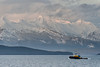 Tugboat in the Lynn Canal, Inside Passage