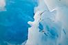 Iceberg sculpture, LeConte Bay