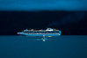 Cruise ship on the Inside Passage