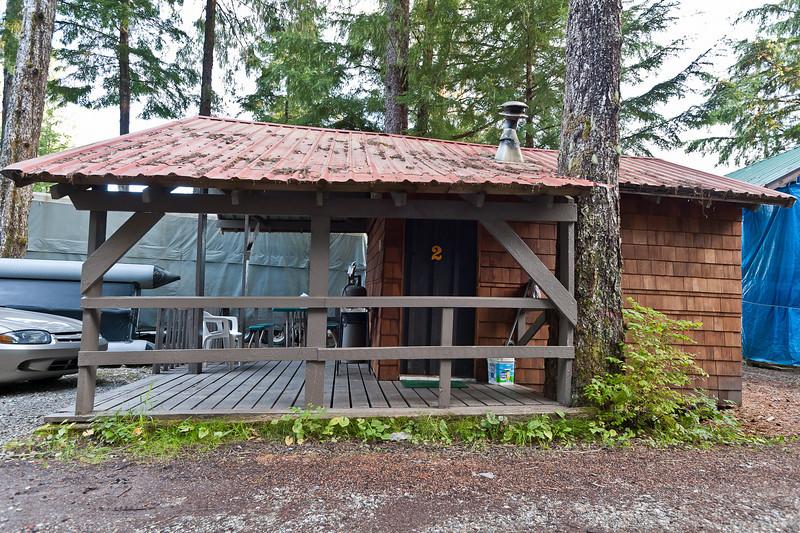 Log Cabin Resort, Klawock, AK
