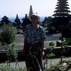 Mark at Besakih Temple.