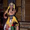 Javanese dance.