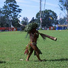 The start of the Goroka Show.