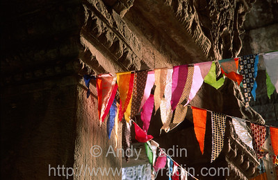 Bayon Prayer Flags