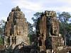 Bayon Temple, Angkor Thom near Siem Reap