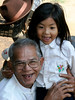 Young and old - Vat Kong Moch School, Siem Reap