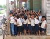 School children - Vat Kong Moch School, Siem Reap