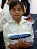 Happy school girl - Vat Kong Moch School, Siem Reap