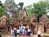 Banteay Srei outside of Siem Reap