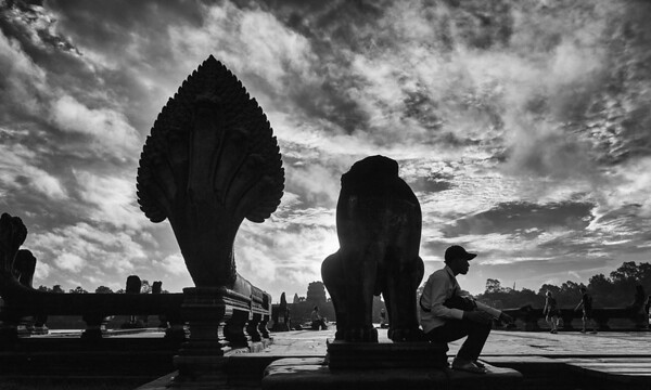Angkor Wat Enterance (1 of 1)
