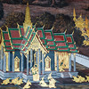 Grand Palace Wall Paintings