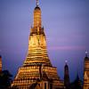 Stupa at Night
