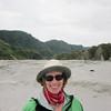 Starting to climb Mount Pinatubo