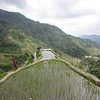 Atop Rice Terraces in Banaue